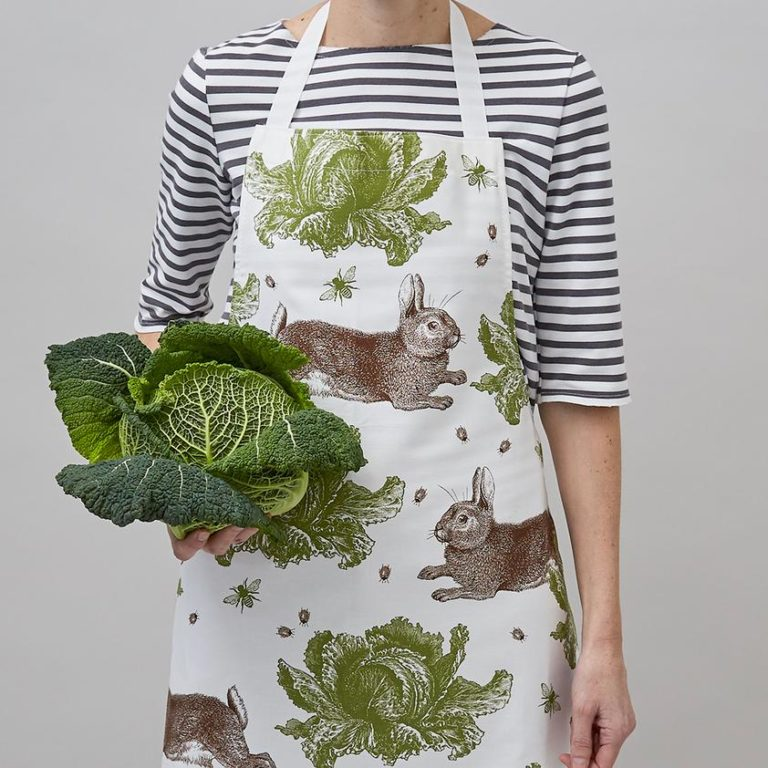 Thornback & Peel Rabbit & Cabbage Apron - PTES